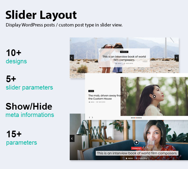 News & Blog Designer Pack Pro - News and Blog Plugin for WordPress - 9